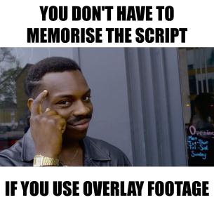 overlay-footage